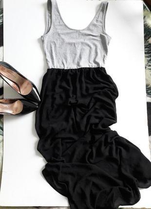 Платье макси....