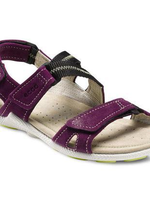 Сандалии ecco biom lite sandal. оригинал.