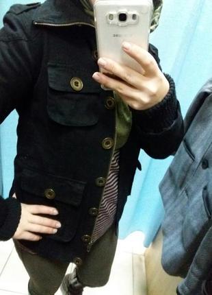 Куртка next короткая s
