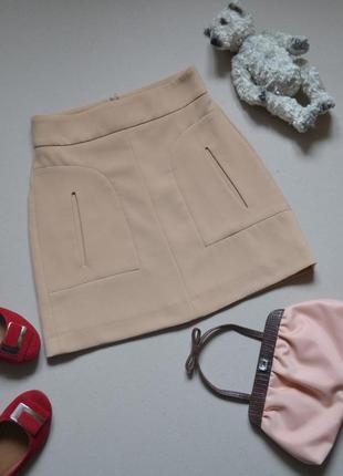 Актуальная юбка zara