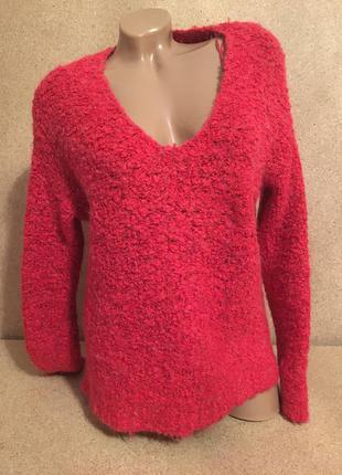 Красный свитерок , в составе альпака