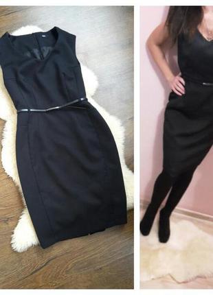 Классика чорное платье