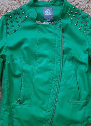 Гламурная куртка