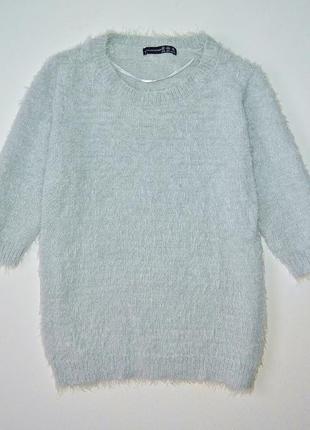 Мятный свитер-травка atmosphere