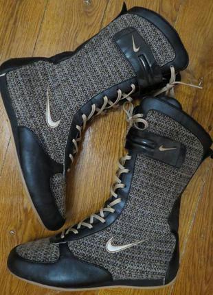 Ботинки,кеды,кроссовки nike hypnotize(оригинал)р.40