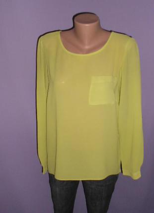 Яркая блузочка 16 размера george