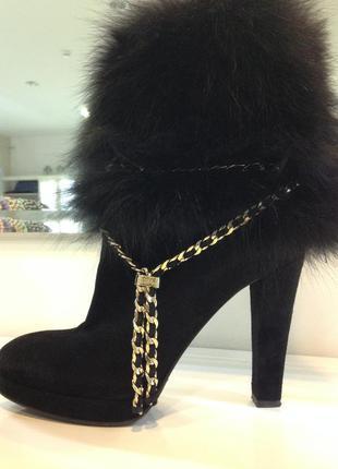 Брендовые ботинки 38 размер