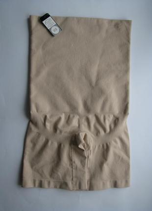 Утягивающие шорты с высокой талией