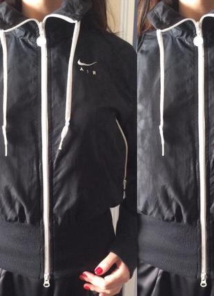 Спортивная кофта,лёгкая куртка nike air оригинал