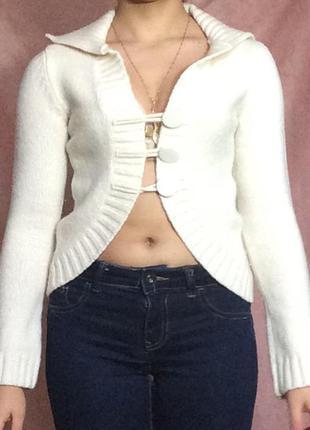 Очень тёплая кофточка/свитер