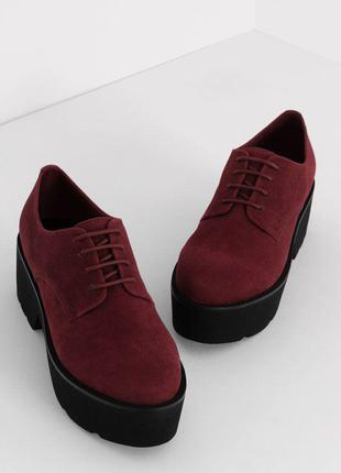 Ботинки (дербі)