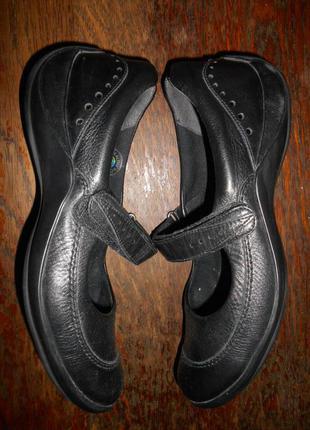Туфли clarks   р.39