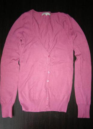 Розовый кардиган bershka
