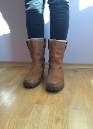 Теплі чоботи