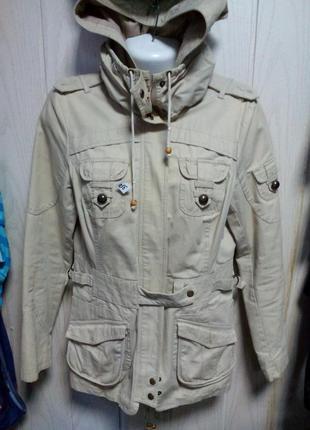 Куртка парка бренд vero moda
