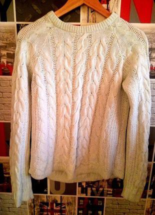 Bershka вязаный свитер