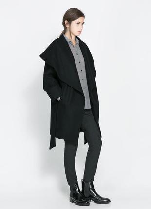Неймовірне пальто оверсайзу zara