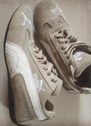 Puma  кроссовки  оригинальные