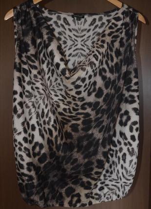 Блуза принтованый шифон
