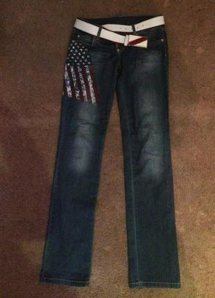 Супер джинсы a.m.n.
