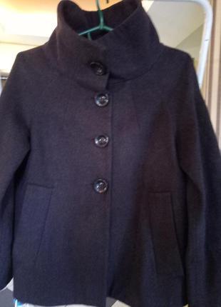 Супер пальто-манто 46-48размер