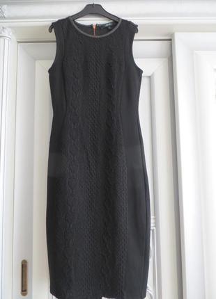 Всегда модное классическое платье-футляр р.34-36