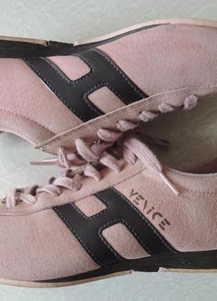 Venice,германия,женские кожаные летние кроссовки