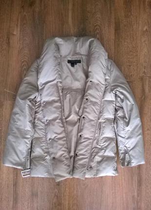 Zara новая куртка демисезон - еврозима на пуху