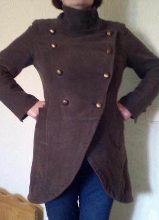 Обвал цін! винтажное пальто-кардиган