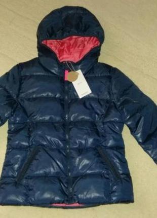 Новая весенняя курточка на девочку mango на рост 122см