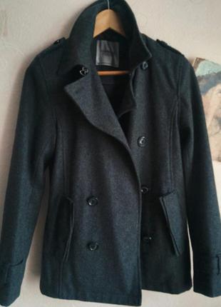 Классное пальто topshop