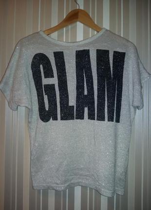 Топ glam oodji
