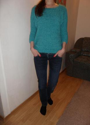 27-28 разм. темно-синие  джинсы