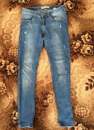Рваные джинсы tally weilj