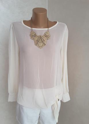 Блуза new look р. 12 на м -л размер