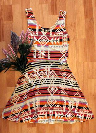 Платье в орнамент от atmosphere
