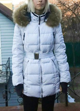 Зимний пуховик
