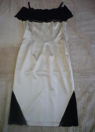 Платье дизайнерское vilonna размер 34