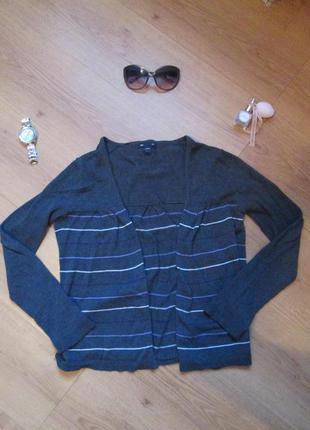 Легкий кардиган свитер кофта
