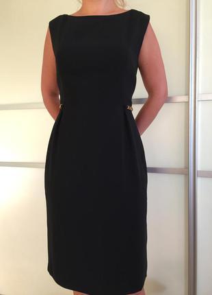 Черное платье balizza.