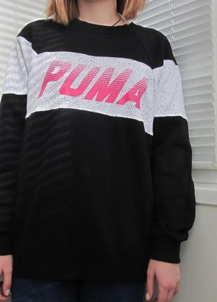 Новая толстовка puma (оригинал)