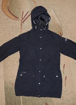Фирменная демисезонная куртка парка mckinley р. m/l