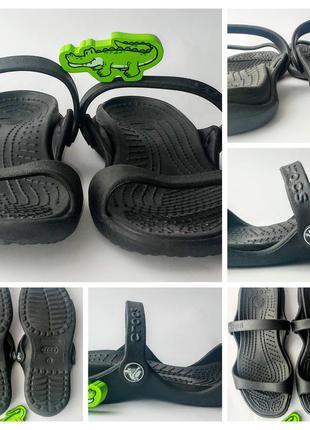 Оригінальні crocs крокс w 8 38 розміру
