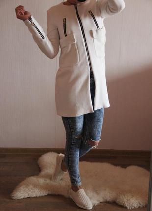 Крутое пальто vera&lusy размер s