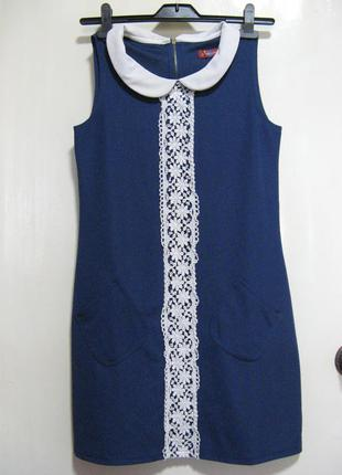 Платье, сукня, воротник, кружева, мереживо