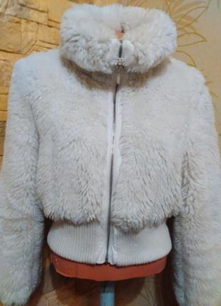 Шик! меховая курточка! демо.