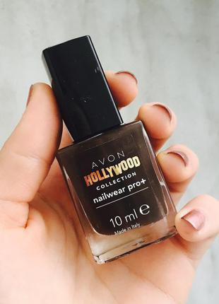 Лак для ногтей hollywood avon