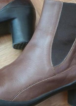 Демисезонные женские ботинки camper р.38