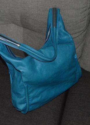 Натуральная кожа сумка ferromoda оригинал с номером