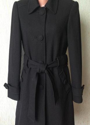 Пальто *dorothy perkins* 10 р. - 40% шерсть